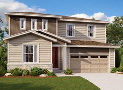 Ammolite - Seasons at Oak Neighborhood at Copperleaf: Aurora, Colorado - Richmond American Homes
