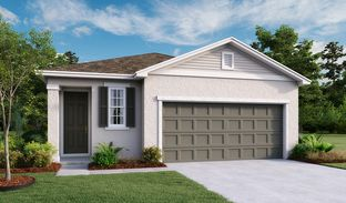 Fraser - Seasons at Forest Gate: Haines City, Florida - Richmond American Homes