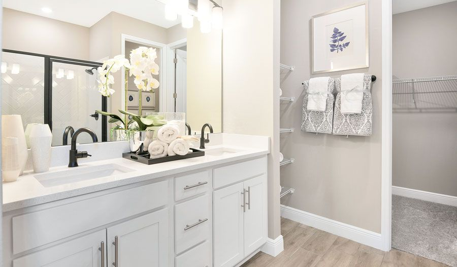 Bathroom featured in the Pewter By Richmond American Homes in Orlando, FL