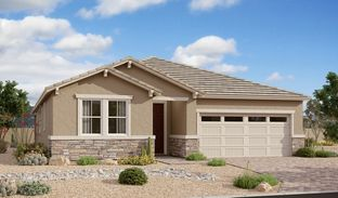 Raleigh - The Preserve at Desert Oasis: Surprise, Arizona - Richmond American Homes