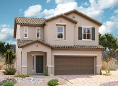 Birch - Rockdale at Mountain's Edge: Las Vegas, Nevada - Richmond American Homes