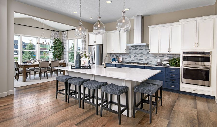 Kitchen featured in the Decker By Richmond American Homes in Sacramento, CA