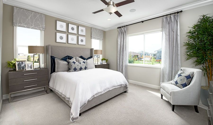 Bedroom featured in the Decker By Richmond American Homes in Sacramento, CA