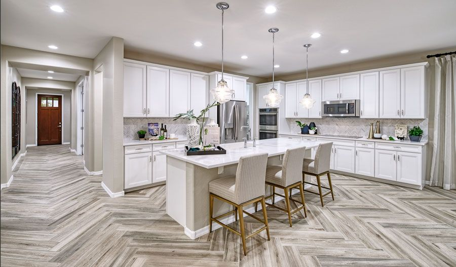 Kitchen featured in the Deacon By Richmond American Homes in Phoenix-Mesa, AZ