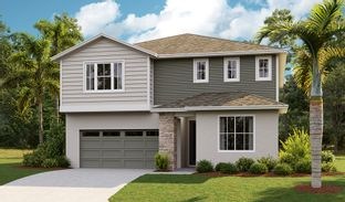 Moonstone - Seasons at Estates at Southern Pines: Saint Cloud, Florida - Richmond American Homes