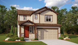 Leah - Red Maple Ridge Neighborhood at Copperleaf: Aurora, Colorado - Richmond American Homes