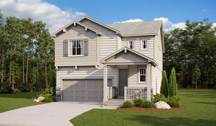 Liesel - Red Maple Ridge Neighborhood at Copperleaf: Aurora, Colorado - Richmond American Homes