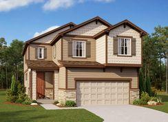 Layla - Red Maple Ridge Neighborhood at Copperleaf: Aurora, Colorado - Richmond American Homes