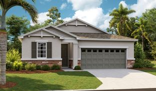 Ruby - Seasons at Palisades: Saint Cloud, Florida - Richmond American Homes