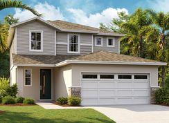 Hawthorn - Seasons at Estates at Southern Pines: Saint Cloud, Florida - Richmond American Homes