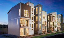 Red Maple Ridge Neighborhood at Copperleaf by Richmond American Homes in Denver Colorado