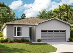 Ruby II - Seasons at Estates at Southern Pines: Saint Cloud, Florida - Richmond American Homes