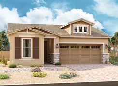 Larimar - Seasons at Desert Garden: Glendale, Arizona - Richmond American Homes