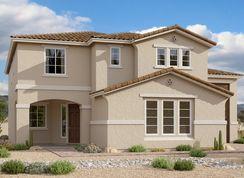 Pearce - The Preserve at Desert Oasis: Surprise, Arizona - Richmond American Homes