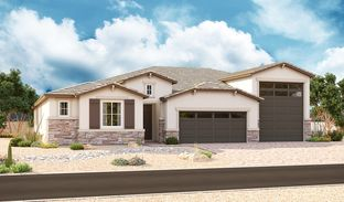 Harley - Laurel Ranch: San Tan Valley, Arizona - Richmond American Homes
