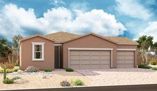 Azure - Seasons at The Village at Coolidge: Coolidge, Arizona - Richmond American Homes