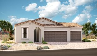 Larimar - Seasons at The Village at Coolidge: Coolidge, Arizona - Richmond American Homes