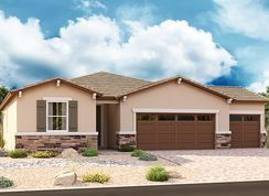 Augusta - Laurel Ranch: San Tan Valley, Arizona - Richmond American Homes