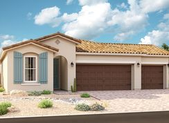 Sapphire - Seasons at The Lakes at Rancho El Dorado II: Maricopa, Arizona - Richmond American Homes