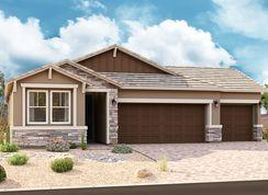 Emerald - Seasons at The Lakes at Rancho El Dorado II: Maricopa, Arizona - Richmond American Homes