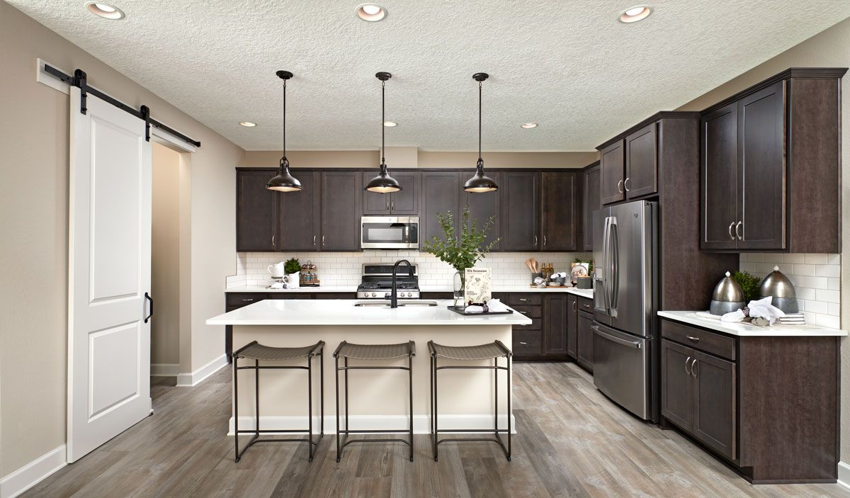 Kitchen featured in the Slate By Richmond American Homes in Lakeland-Winter Haven, FL
