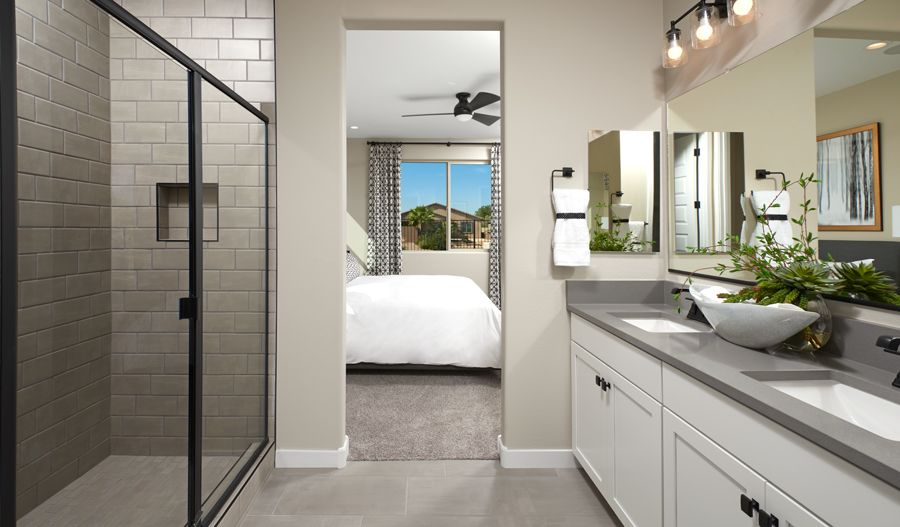 Bathroom featured in the Pewter By Richmond American Homes in Phoenix-Mesa, AZ