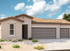 Sapphire - Seasons at Cottonwood Ranch: Casa Grande, Arizona - Richmond American Homes