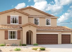 Ammolite - Seasons at McCartney Center: Casa Grande, Arizona - Richmond American Homes