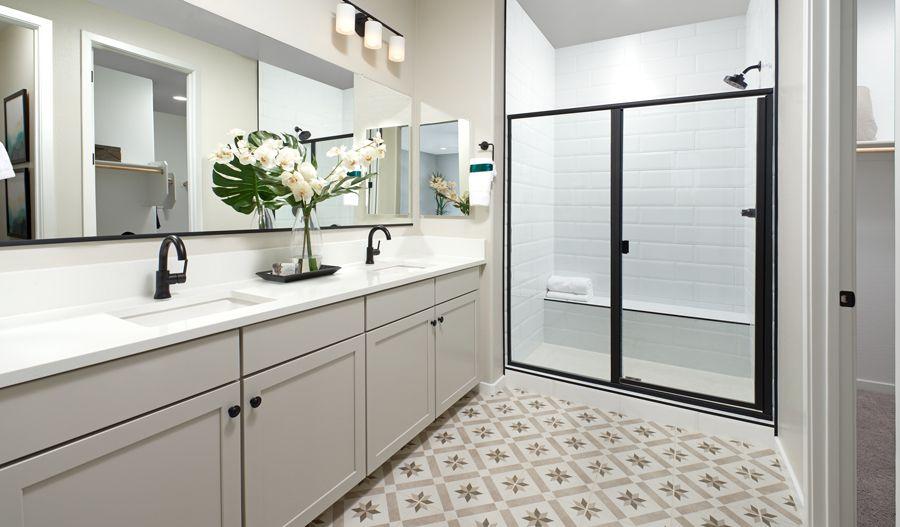 Bathroom featured in the Emerald By Richmond American Homes in Phoenix-Mesa, AZ