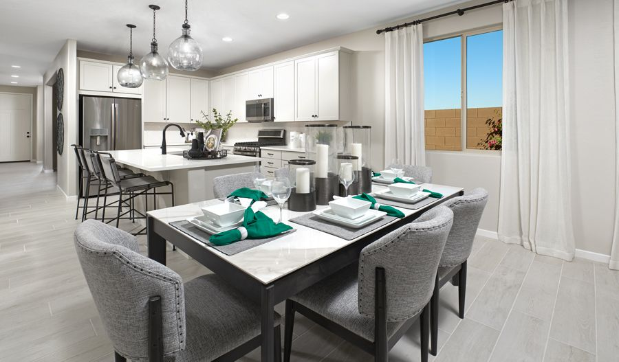 'Seasons at Pradera' by Richmond American Homes - Phoenix in Phoenix-Mesa