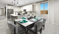 Windsong at Winding Creek by Richmond American Homes in Sacramento California