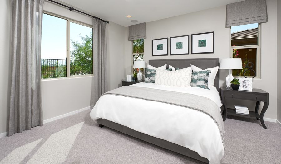 Bedroom featured in the Emerald By Richmond American Homes in Lakeland-Winter Haven, FL