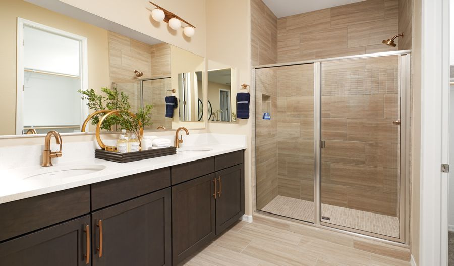 Bathroom featured in the Sapphire By Richmond American Homes in Phoenix-Mesa, AZ