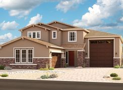 Paulson - The Preserve at The Lakes at Rancho El Dorado: Maricopa, Arizona - Richmond American Homes