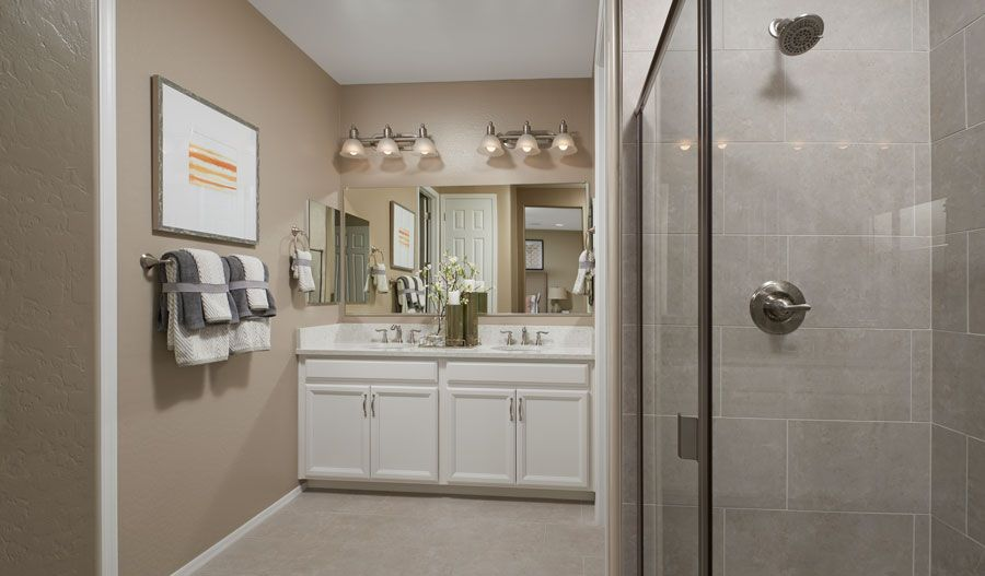 Bathroom featured in the Sunstone By Richmond American Homes in Phoenix-Mesa, AZ