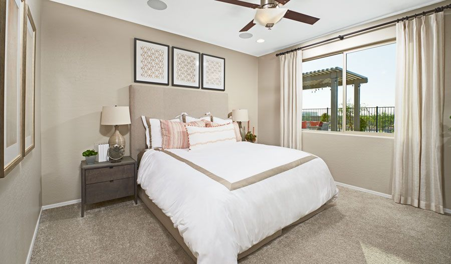 Bedroom featured in the Sunstone By Richmond American Homes in Phoenix-Mesa, AZ