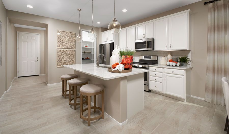 Kitchen featured in the Sunstone By Richmond American Homes in Phoenix-Mesa, AZ