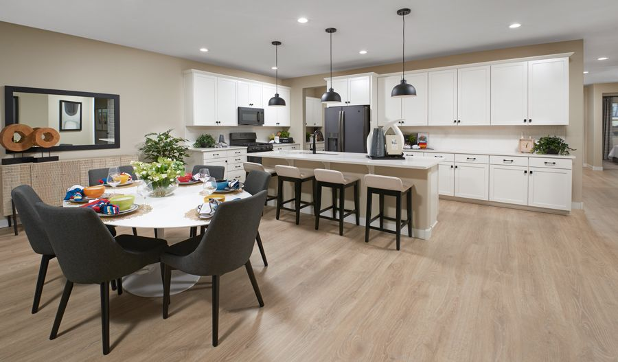 Kitchen featured in the Pewter By Richmond American Homes in Daytona Beach, FL