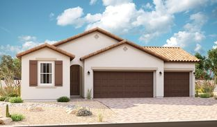 Emerald - Seasons at Pradera: Goodyear, Arizona - Richmond American Homes