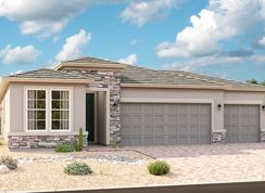 Sapphire - Seasons at Pradera: Goodyear, Arizona - Richmond American Homes