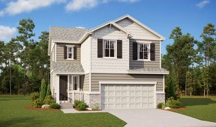 Lightner - Red Maple Ridge Neighborhood at Copperleaf: Aurora, Colorado - Richmond American Homes