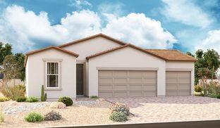 Sunstone - Seasons at The Village at Coolidge: Coolidge, Arizona - Richmond American Homes