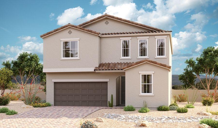 'Seasons at Cross Creek Ranch' by Richmond American Homes - Phoenix East in Phoenix-Mesa