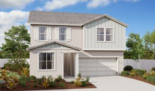 Moonstone - Revere at Independence: Lincoln, California - Richmond American Homes