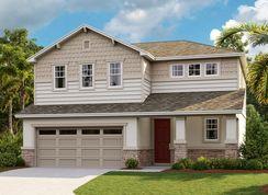 Coral - Seasons at Palisades: Saint Cloud, Florida - Richmond American Homes