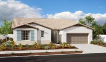Stone Bluff at White Rock Springs Ranch by Richmond American Homes in Sacramento California