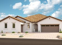 Julia - Falcon Ridge: Glendale, Arizona - Richmond American Homes