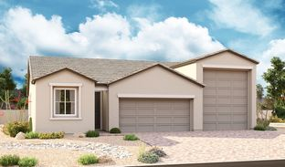 Bronze - Seasons at Cross Creek Ranch II: Coolidge, Arizona - Richmond American Homes