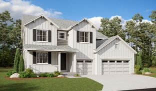 Dillon II - The Gallery at Reunion: Commerce City, Colorado - Richmond American Homes