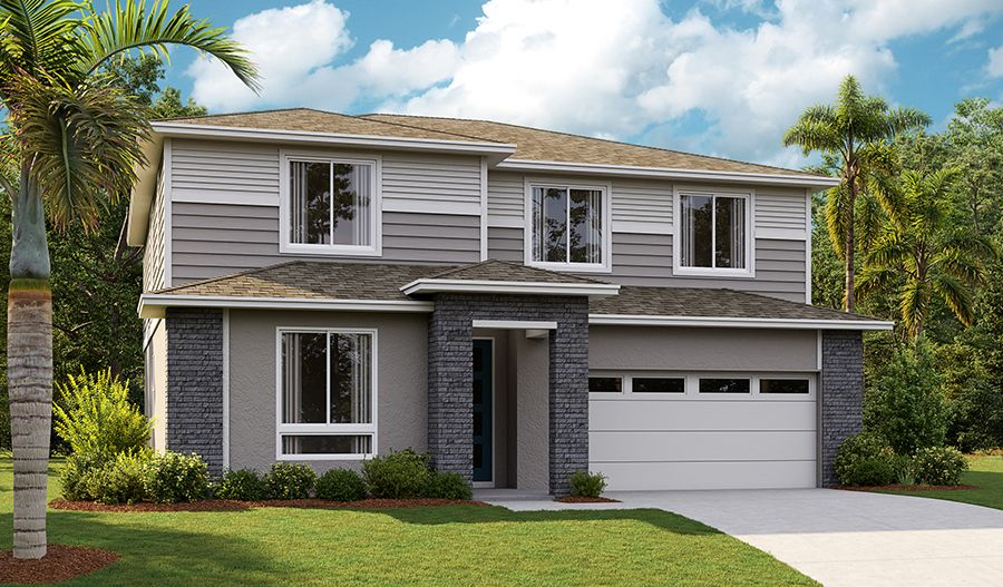 'Seasons at Forest Lake' by Richmond American Homes - Orlando in Lakeland-Winter Haven